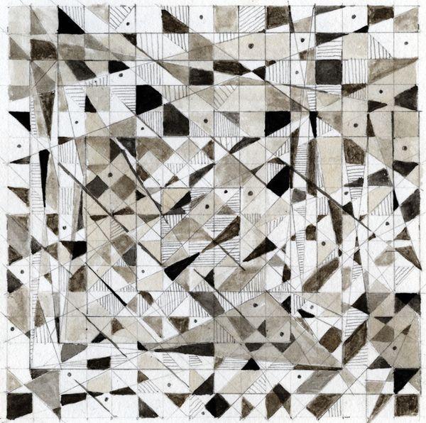 Art Design Grid Craze